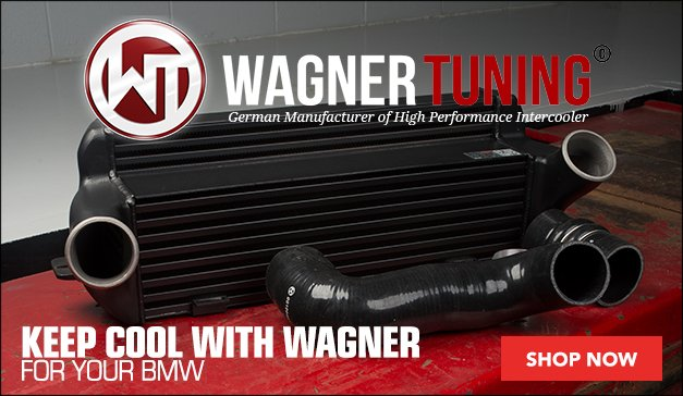 BMW - Wagner Intercoolers
