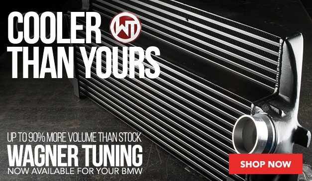 Wagner Tuning - Intercoolers and Mid-Pipes