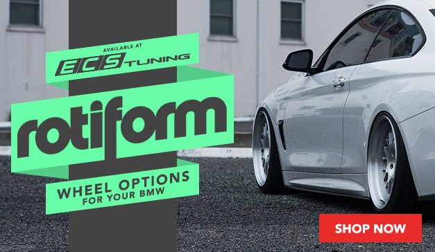 Rotiform Wheels Available at ECS for your BMW