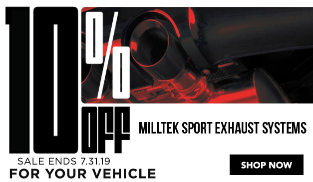 GENERIC - Milltek Performance Exhausts