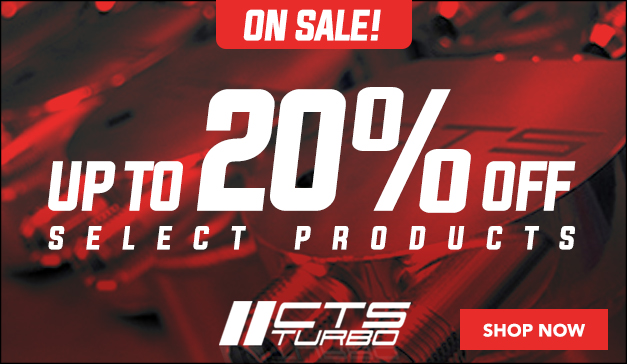 CTS Turbo up to 20% off for your vehicle