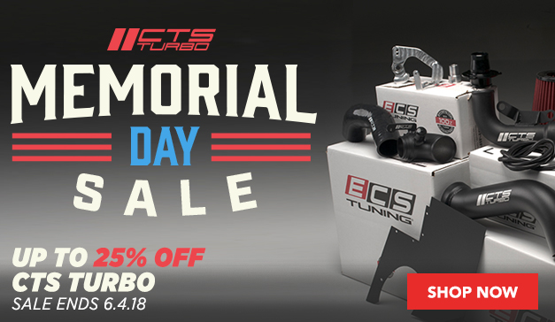 Up to 25% Off Select CTS Products