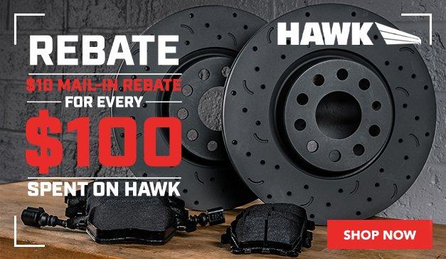 GENERIC - HAWK Rebate