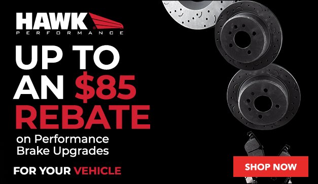 GENERIC - HAWK Rebate