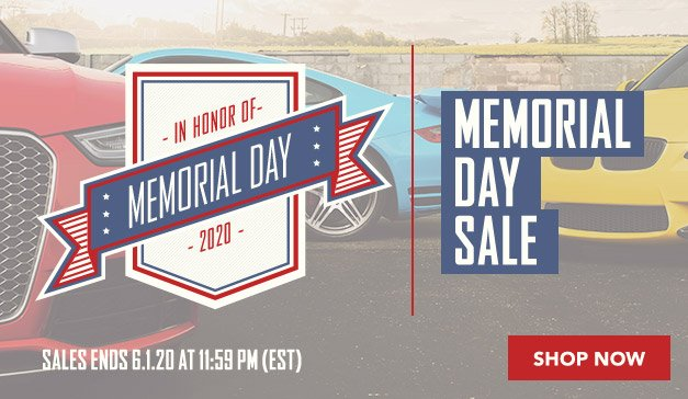 GENERIC - Memorial Day Sale