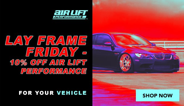 Generic - 15% Off Airlift Performance