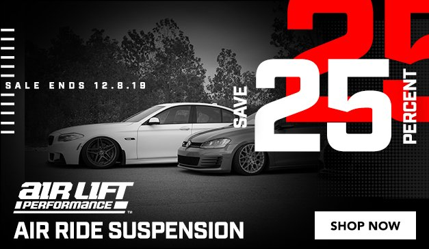 GENERIC - Air Lift Suspension Systems