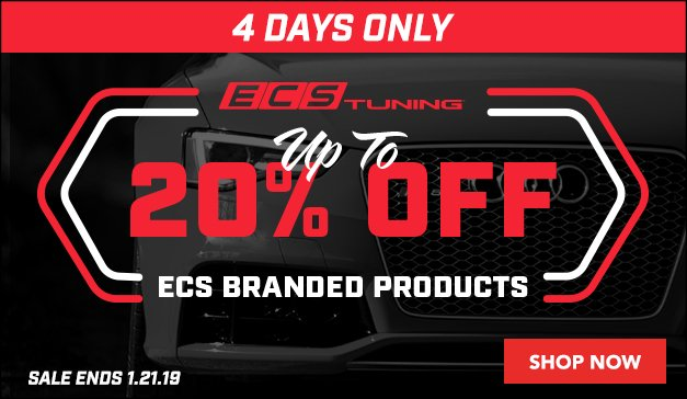 Up to 20% Off ECS Branded Products