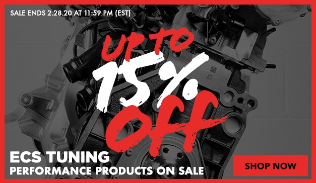 GENERIC - Up to 15% Off Everything ECS Branded