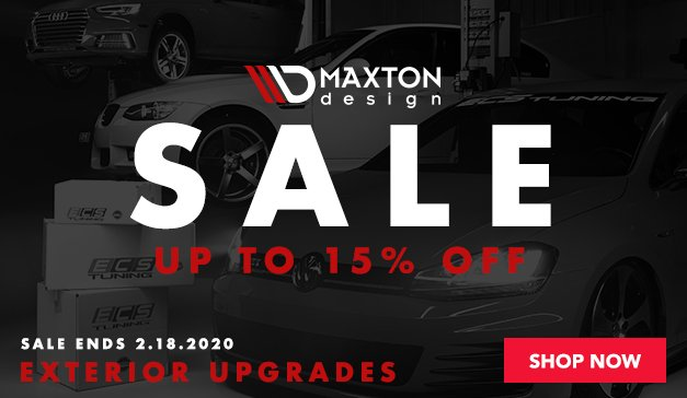 GENERIC - 15% Off Maxton Design 3 Days Only