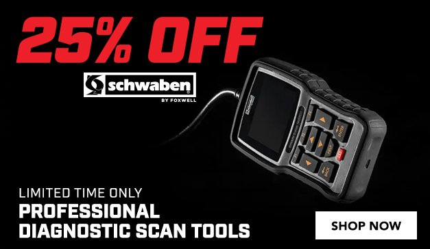 GENERIC - Schwaben 25% Off Professional Diagnostic Scan Tools