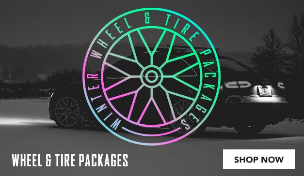 GENERIC - Winter Wheel and Tire Packages