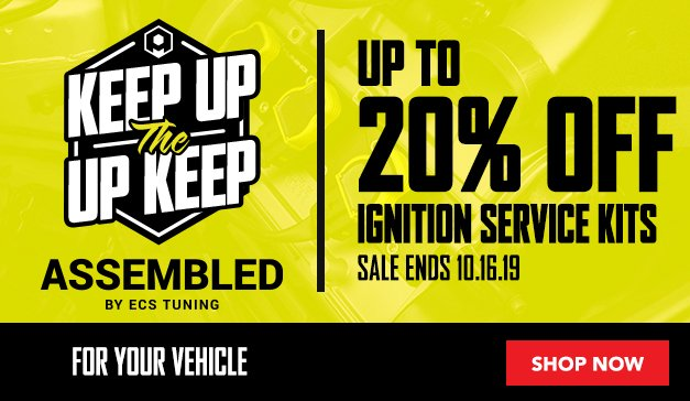 Up to 20% Off Ignition Service Kits