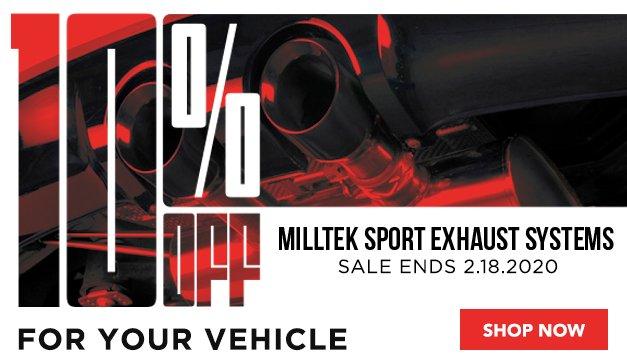 GENERIC - Milltek Performance Exhausts