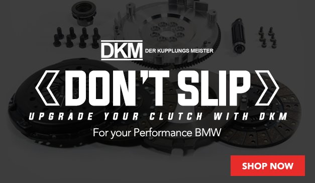 DKM Clutch Kits for your Performance BMW