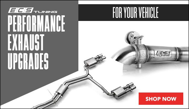 VW/Audi - ECS Exhaust Options