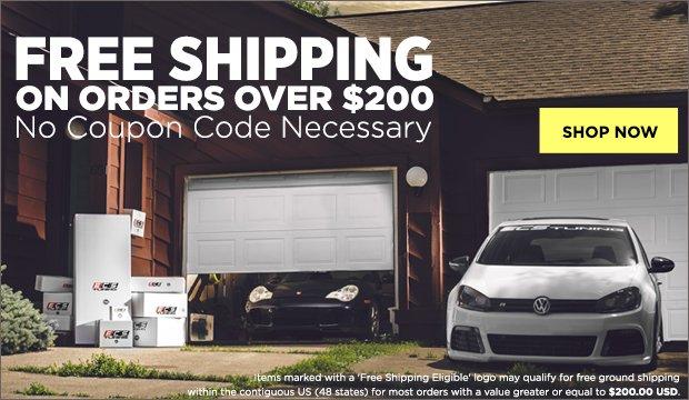 ECS Free Shipping Monday