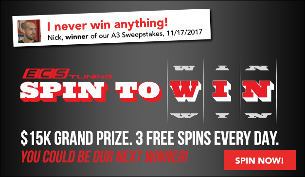 Spin To Win $15,000!!