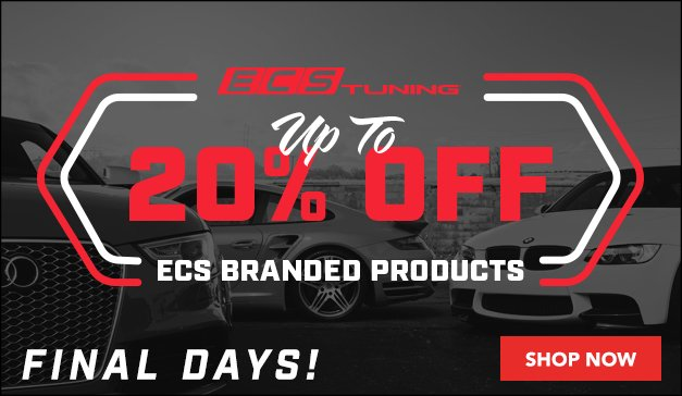 General - Up to 20% Off ECS Branded Products - FD