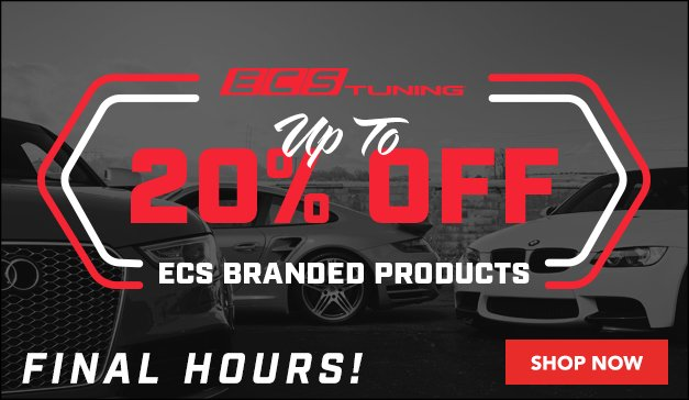 General - Up to 20% Off ECS Branded Products - FH