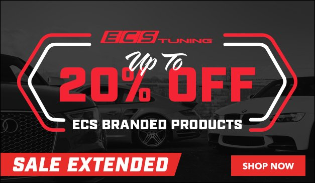 General - Sale Extended Up to 20% Off ECS Branded Products - FH