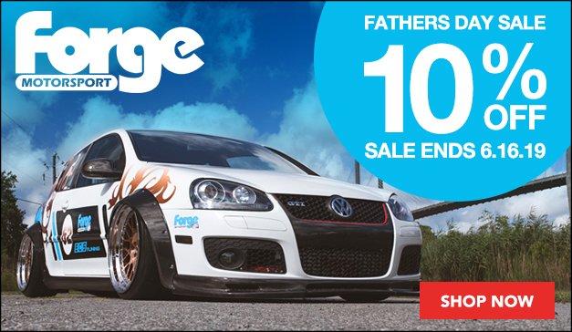 GENERIC - 10% Off Forge Motorsport
