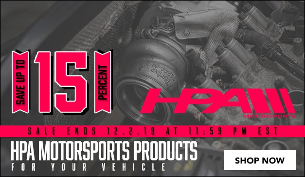 GENERIC - HPA Motorsports