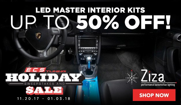 up to 50% Off Ziza Master LED Interior Kits