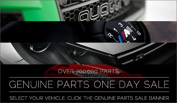 Genuine Parts One Day Sale
