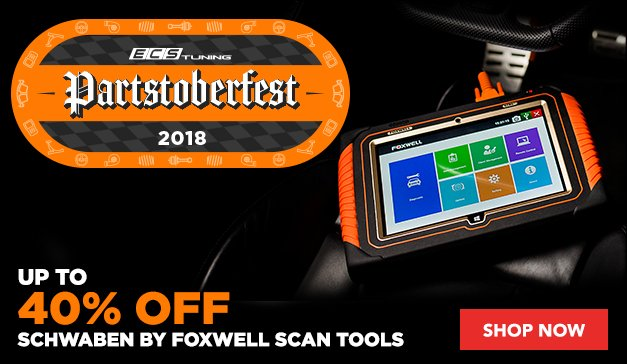 Up to 40% Off Schwaben By Foxwell Scan Tools