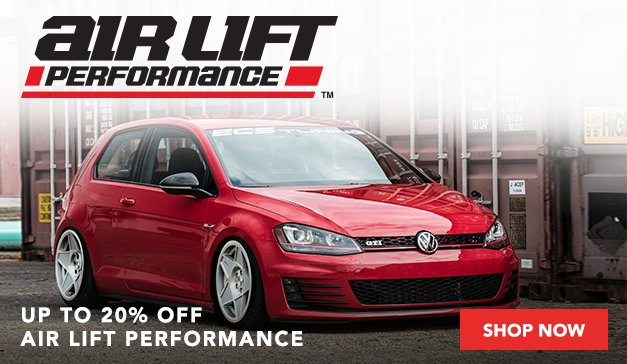 Up to 20% Off Air Lift Performance