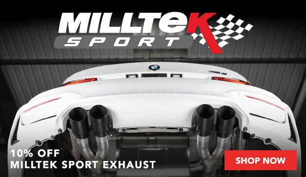 10% Off MILLTEK Sport Exhaust