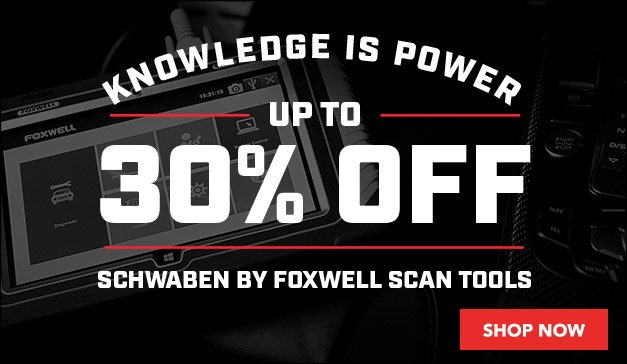 Up to 30% Off Schwaben By Foxwell Scan Tools