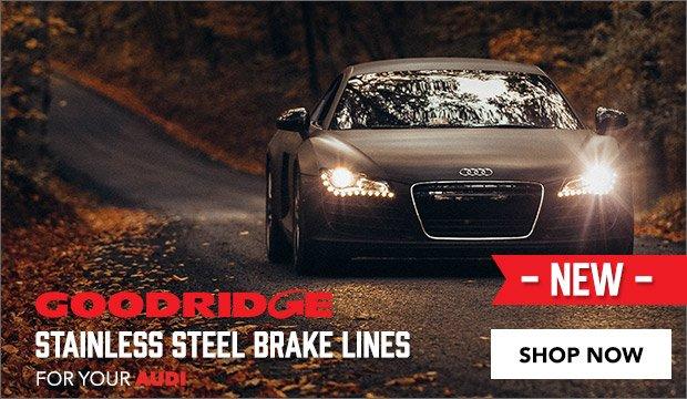 Audi - Goodridge Brake Lines