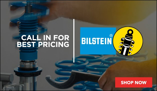 GENERIC - Bilstein Call In for Special Pricing