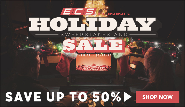 ECS Holiday Sale and Sweepstakes