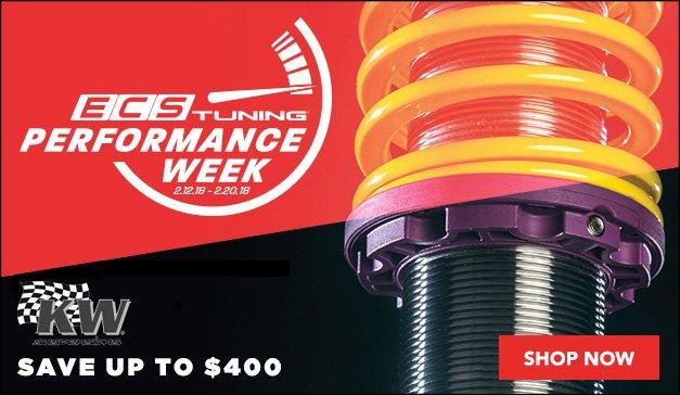 Performance Week - KW Suspension