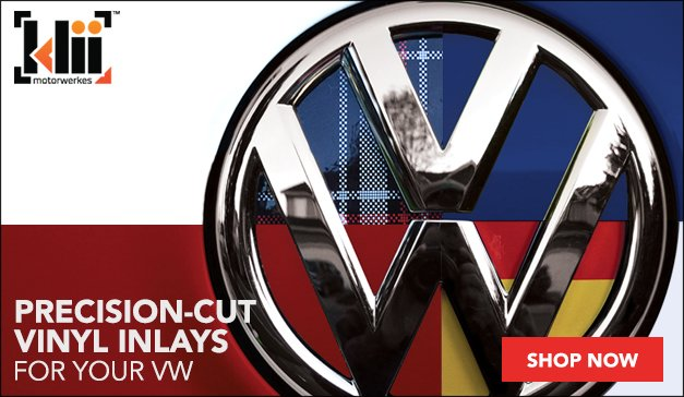 Klii Motorwerks Now Available For Your VW