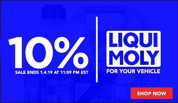 10% Off LIQUI MOLY