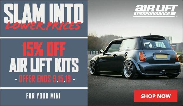 MINI - Air Lift Kits
