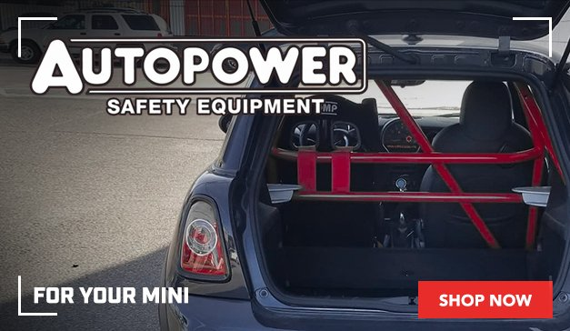 Mini - New AutoPower Roll Cages for your MINI