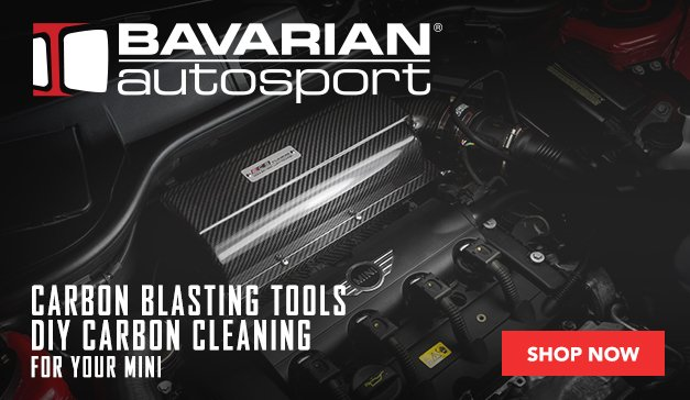Mini - Bavarian Autosport Carbon Blasting Tools