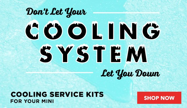 MINI Cooper Cooling And Kits  - DIY At Home For Summer