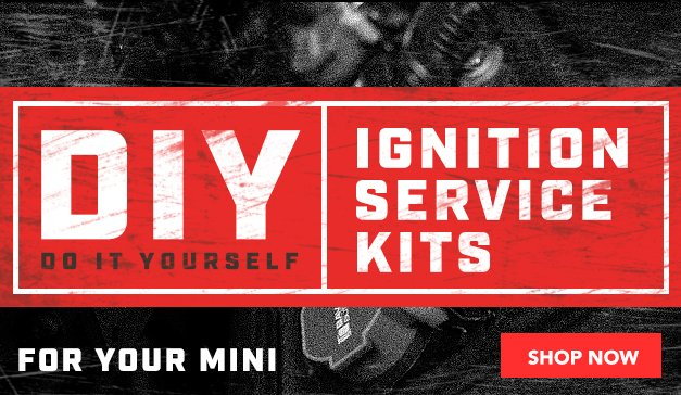 MINI - Assembled By ECS Ignition Service Kits