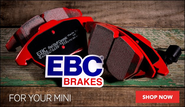 EBC Brake Pads & Rotors - New Fitments!