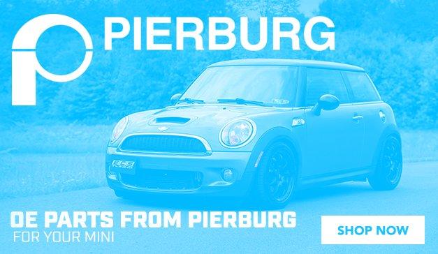 MINI - Peirburg OEM Parts For Your MINI Cooper