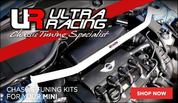 MINI - New Ultra Racing Performance Bracing
