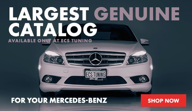 Mercedes-Benz - Genuine Parts