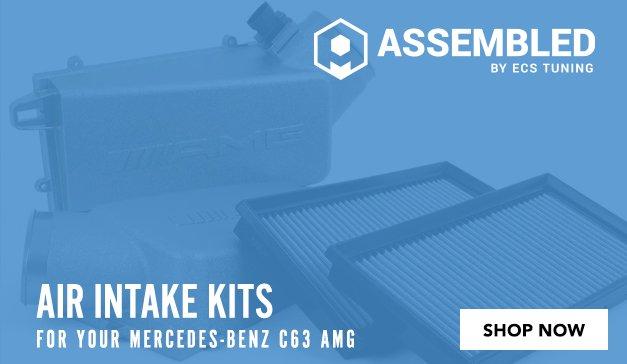 MERCEDES - C63 AMG - ABE Air Intake Kits