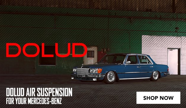 Mercedes-Benz - Dolud Air Suspension